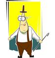 cartoon man vector image