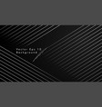 abstract background geometric lines - creative vector image vector image