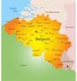 Belgium vector image vector image