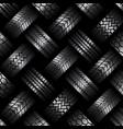 cars tire tracks dark background vector image