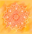 diwali indian pattern background vector image