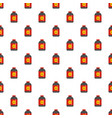 large pack of protein pattern seamless vector image vector image
