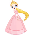 Cute princess vector | Price: 3 Credits (USD $3)