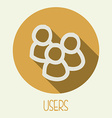 Users icon design