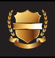 gold emblem