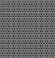 metal plate grid texture vector image
