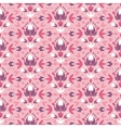 Abstract damask flowers seamless pattern vector image vector image