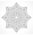 Mandala Ethnic decorative elements Indian Islam vector image