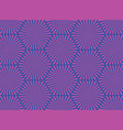 purple and blue line background vector image vector image