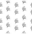 seamless wallpaper romantic valenine s day i love vector image vector image