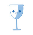 Kawaii glass cup beverage wine glassware