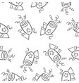collection stock of circus theme doodles vector image vector image