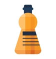 Sports water bottle vector image vector image