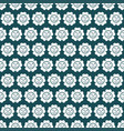 symmetrical seamless pattern with pastel colors vector image