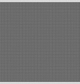 abstract dark gray background with dots vector image vector image