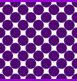 abstract repeating pattern - circle background vector image vector image