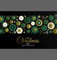 Holiday christmas gretting card design