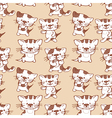 Kittens vector image vector image
