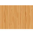 Seamless wood background vector image