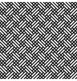 Retro fabric seamless background pattern Simple vector image
