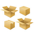 box free shipping icon vector image vector image