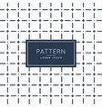 clean minimal pattern background vector image vector image