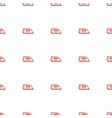 iron icon pattern seamless white background vector image vector image