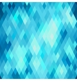 Seamless abstract geometric pattern with rhombus vector image vector image
