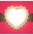 Valentine wedding card design