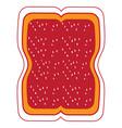 dish sponge icon image vector image