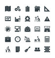 Engineering Cool Icons 2 vector image vector image