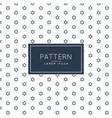 minimal subtle flower pattern background vector image vector image