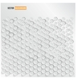 abstract background Hexagon Web and Design vector image