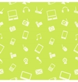electronics gadget seamless pattern vector image