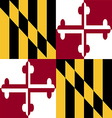 Maryland vector image vector image