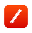 yardstick icon digital red