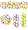 mirror balloons