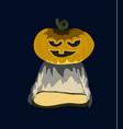 halloween costume vector image vector image