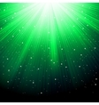 Star dust Background vector image vector image