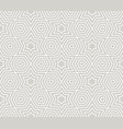 abstract simple geometric seamless pattern vector image