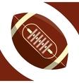 American football icon design vector image vector image