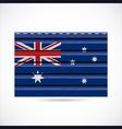 Australia siding produce company icon vector image vector image