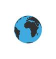 Globe or world icon stock
