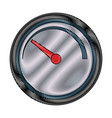 tachometer speedometer and indicator performance vector image