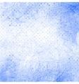 Vintage Polka Dots Pattern vector image vector image