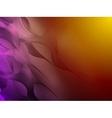 Background in purple orange tones EPS 10 vector image