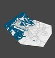 detailed map abu dhabi city cityscape royalty