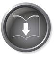 Ebook download button vector image vector image