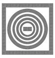 Greek traditional meander border set antique frame vector image vector image