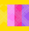 background with a flat geometric design vector image